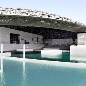 تصویر - موزه لوور نزدیکتر میشود - معماری