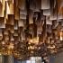 عکس - خلق محیطی درام در طراحی داخلی رستوران Shade Burger ، اثر استودیو طراحی YOD studio ، اکراین