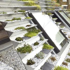 تصویر - بام سبز خاص و متفاوت خانه ای در لندن - معماری