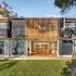 عکس - ساختمان مسکونی Sydney ، بنایی از متریال های بازیافتی ، اثر تیم معماری Clayton Orszaczky ، استرالیا