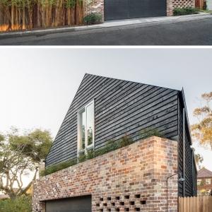 تصویر - ساختمان مسکونی Sydney ، بنایی از متریال های بازیافتی ، اثر تیم معماری Clayton Orszaczky ، استرالیا - معماری