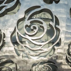 تصویر - موزه گل رز ( Rose Museum ) ، اثر تیم معماری NEXT Architects ، چین - معماری