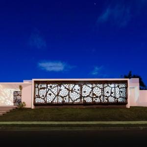 تصویر - ساختمان مسکونی San Juan با پوسته نمای خاص ، اثر تیم معماری Diaz Puanetto Arquitectos ، آمریکا - معماری
