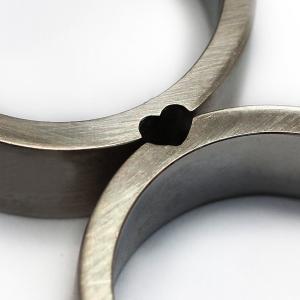 عکس - حلقه های عروسی با طراحی خاص و مینیمال