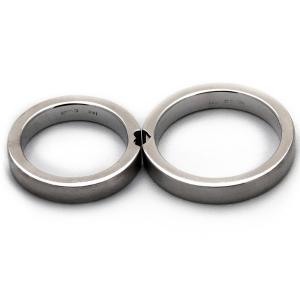 تصویر - حلقه های عروسی با طراحی خاص و مینیمال - معماری