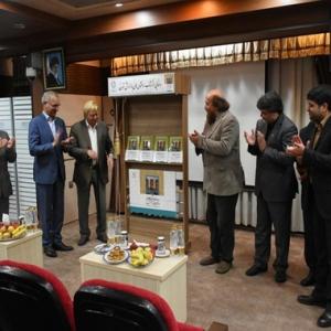 عکس - کتاب ساختمان های با ارزش تهران رونمایی شد