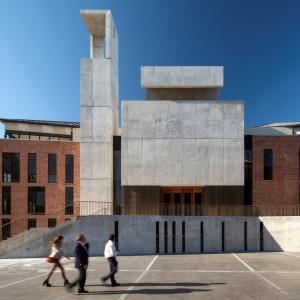 عکس - کلیسا Dock 9 South ، پردیس دانشگاه کاتولیک ، اثر تیم معماری Urgell - Penedo - Urgell Architects ، آرژانتین