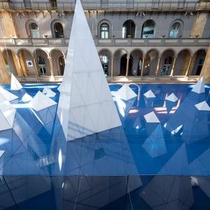 تصویر - مداخله شهری محیط زیستی در موزه ملی واشنگتن - معماری