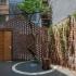 عکس - طراحی داخلی حیاط خانه ای در ویتنام