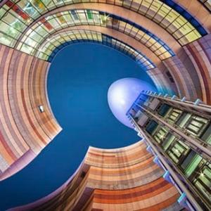 تصویر - وقتی معماری انتزاعی میشود  - معماری