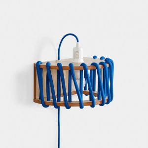 تصویر - چراغ آویز ماکارون (Macaron Lamp) ، اثر طراح اسپانیایی Silvia Cenal Idarreta - معماری
