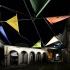 عکس - یک اینستالیشن شهری از معمار مرکز ژرژ پمپیدو