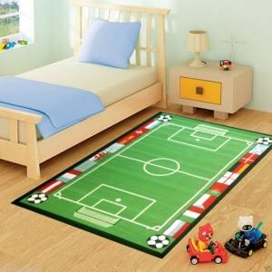 عکس - فرشهای خلاقانه اتاق کودک