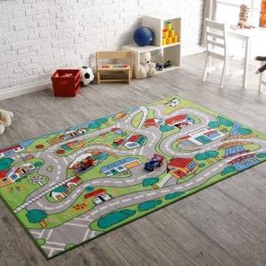 تصویر - فرشهای خلاقانه اتاق کودک - معماری