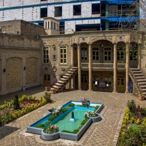 عکس - خانه تاریخی داروغه ، برنده جایزه 2016 حفظ و نگهداری میراث فرهنگی یونسکو ، اثر دفتر معماران بن ، مشهد