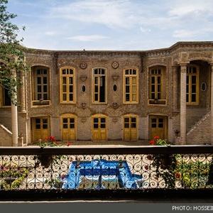 تصویر - خانه تاریخی داروغه ، برنده جایزه 2016 حفظ و نگهداری میراث فرهنگی یونسکو ، اثر دفتر معماران بن ، مشهد - معماری