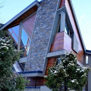 تصویر - خانه باد؛ معماری به شیوه کاغذ و تا - معماری