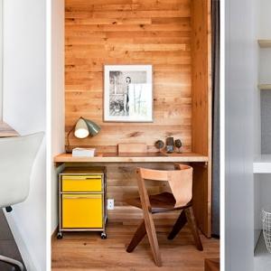 عکس - فضاهای کار کوچک و کاربردی