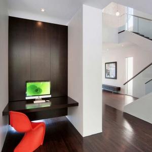 تصویر - فضاهای کار کوچک و کاربردی - معماری