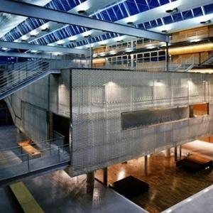 تصویر - برنالرد چومی و طراحی عملكردگرا برای یك دانشكده معماری - معماری