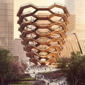 تصویر - طراحی پلتفرمهای شهری باالهام از نیلوفر آبی و كندو - معماری