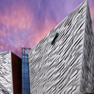 تصویر - تایتانیک بلفاست ، برترین جاذبه گردشگری جهان در جوایز سالانه اسکار گردشگری - معماری