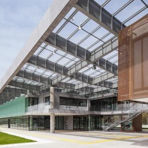 عکس - ایستگاه حمل و نقل شهری Lüleburgaz ، اثر استودیو Collective Architects و Rasa ، ترکیه