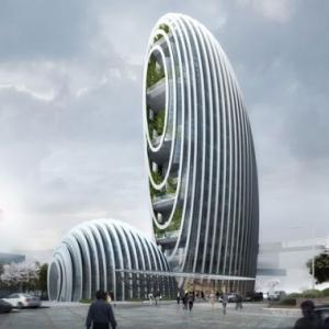 تصویر - شكل و شمایل بلندمرتبهها در شهرهای مدرن جهان - معماری