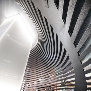 تصویر - اثری کمتر دیده شده از زاها حدید - معماری