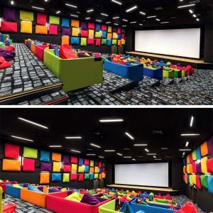 تصویر - نگاهی به یک سینمای متفاوت و جذاب - معماری