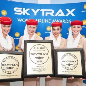 عکس - برترین خطوط هوایی جهان در سال 2016