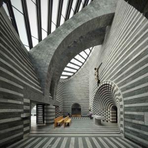 عکس - 10 بنای مذهبی مدرن