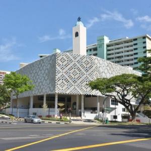تصویر - 10 بنای مذهبی مدرن - معماری