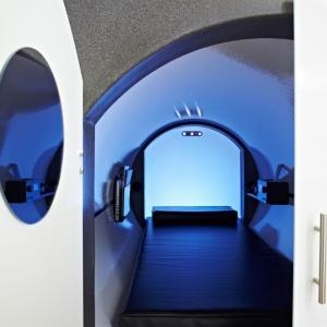 تصویر - اتاق خواب کپسولی - معماری