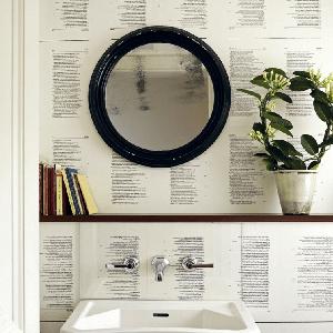 تصویر -  کاغذدیواری های متنوع و جذاب - معماری