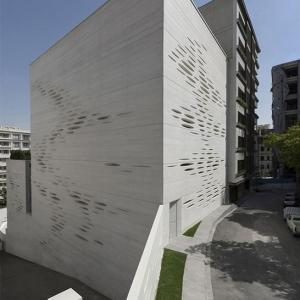 تصویر - منتخبین شانزدهمین دوره جایزه معمار ۹۵ - معماری