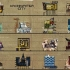 عکس - تجسم شاهکارهای ادبیات جهان در پوسترهای معماری فدریکو بابینا