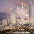 عکس - ساخت مرتفعترین برج جهان آغاز شد