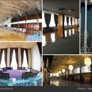 تصویر - یادی از اوژن آفتاندیلیانس، طراح تالار وحدت - معماری