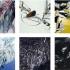 عکس - نمایشگاه نقاشیهای زاها حدید در دوسالانه معماری ونیز