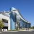 عکس - طراحی کلوپ ورزشی Moffett Gateway بر بام پارکینگ طبقاتی ، اثر تیم طراحی DES Architects و Engineers ، آمریکا