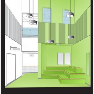تصویر - مدرسه ابتدایی Woodland , اثر تیم معماران HMFH , آمریکا - معماری