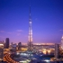 عکس - برج خلیفه ( Burj Khalifa ) ، اثر تیم معماری SOM ، امارات متحده عربی