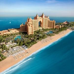 عکس - هتل آتلانتیس ( Atlantis The Palm ) , اثر تیم معماری WATG , امارات متحده عربی