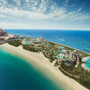 تصویر - هتل آتلانتیس ( Atlantis The Palm ) , اثر تیم معماری WATG , امارات متحده عربی - معماری