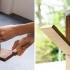 عکس - ایده های طراحی آشپزخانه - مخفی کردن پریزهای لوازم برقی