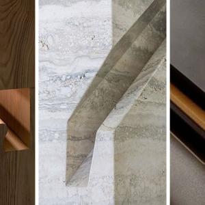 عکس - جزئیات طراحی پله - نرده های تو کار
