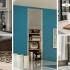 عکس - ایده های طراحی آشپزخانه ، پنهان ساختن لوازم برقی داخل کابینت