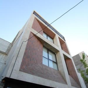 عکس - ساختمان مسکونی نقیبی ، اثر گروه معماری تجرید ، مشهد