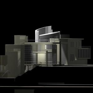 تصویر - پروژه کوهسنگی ، اثر تیم معماری تجرید ، مشهد - معماری